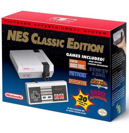Nintendo Entertainment System: NES Classic Edition konsool