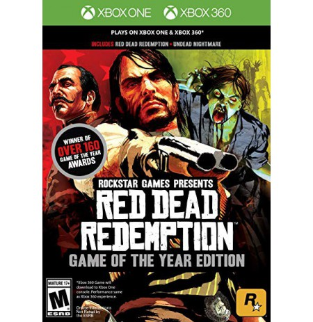 Red Dead Redemption: Game of The Year Edition X360
