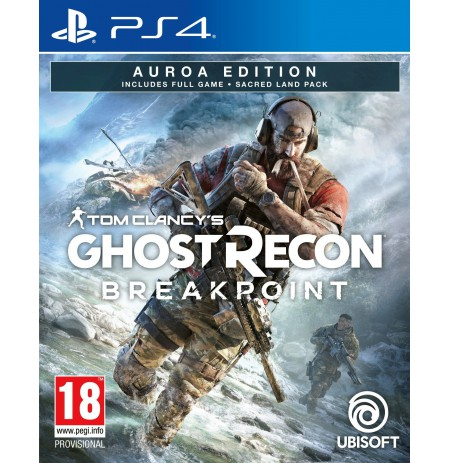 Tom Clancy's Ghost Recon Breakpoint AUROA edition