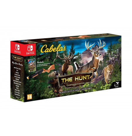 Cabela's The Hunt - Championship Edition