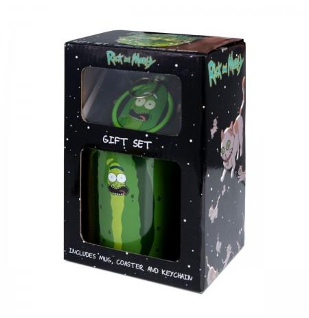 Rick and Morty (Pickle Rick) komplekt