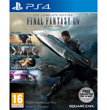 Final Fantasy XIV: The Complete Edition