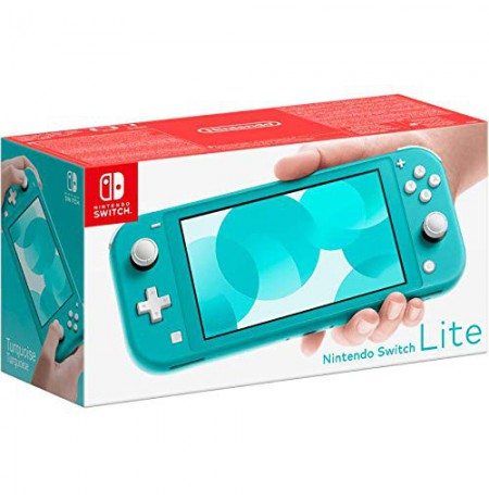 Nintendo Switch Lite (rohekassinine)