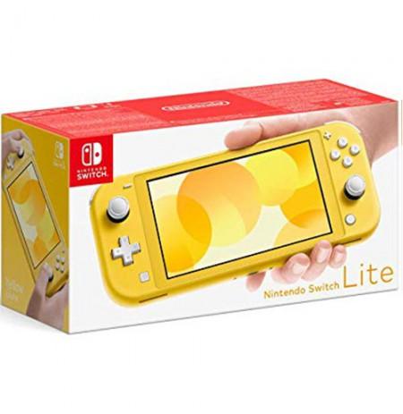 Nintendo Switch Lite (kollane)