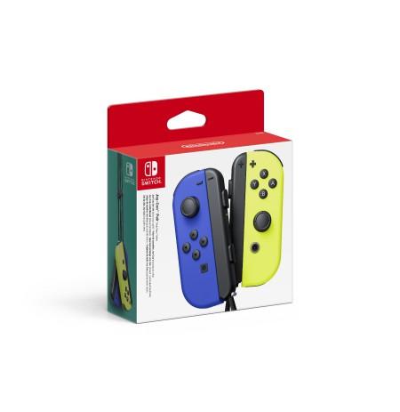 Nintendo Switch Joy-Con Pair Blue / Neon Yellow
