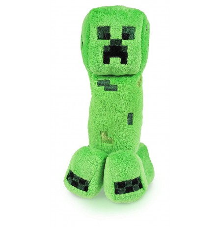 Plüüsist mänguasi Minecraft Creeper | 17cm