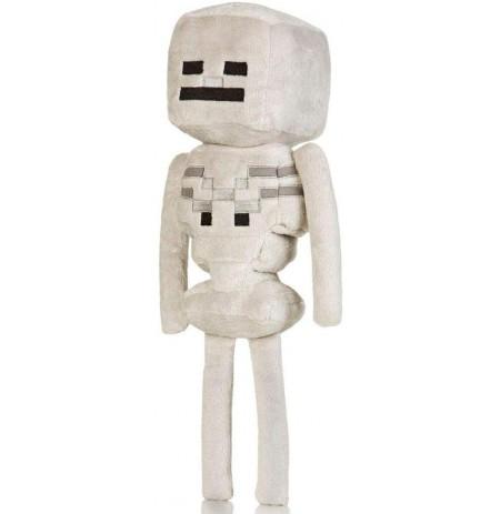 Plüüsist mänguasi Minecraft Skeleton | 12-17cm