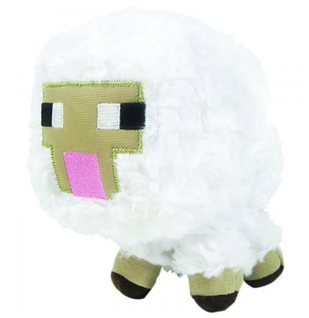 Plüüsist mänguasi Minecraft Baby Sheep | 12-17cm
