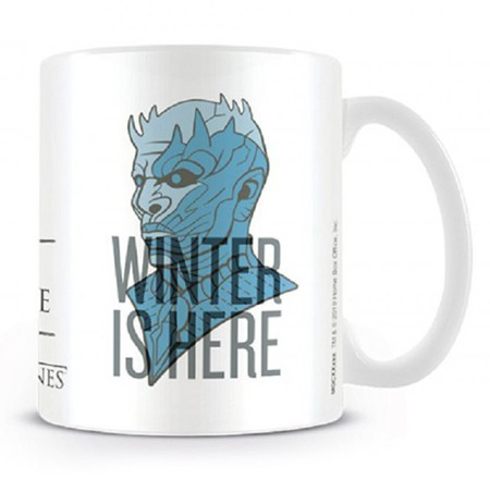 Game of Thrones -WINTER IS HERE tass