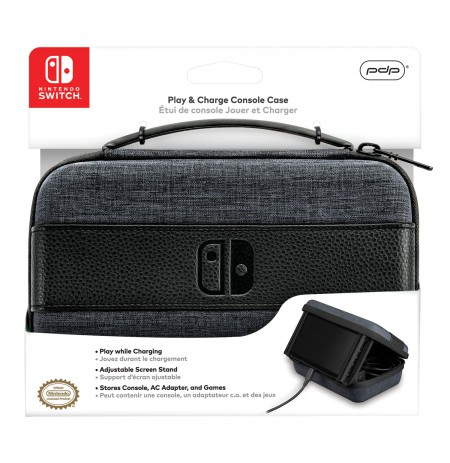 PDP Play and Charge Case - Switch Elite Edition For Nintendo