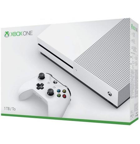 Xbox One S 1TB Valge mängukonsool