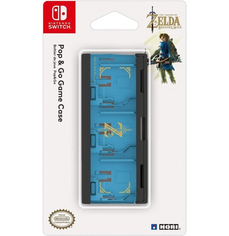 HORI Switch 24 Game Card ümbris - Zelda Edition