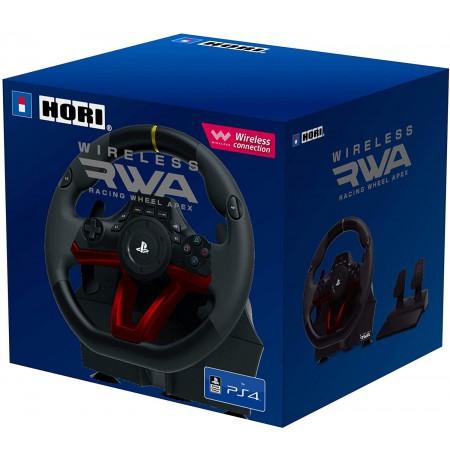 HORI RWA Racing Wheel Apex juhtmevaba rool Licensed by Sony   PS4/PC