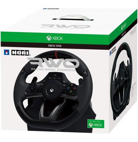 HORI RWO Racing Wheel Overdrive rool Licensed by Microsoft|