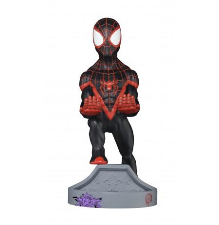 Spider-Man Miles Morales Cable Guy hoidik