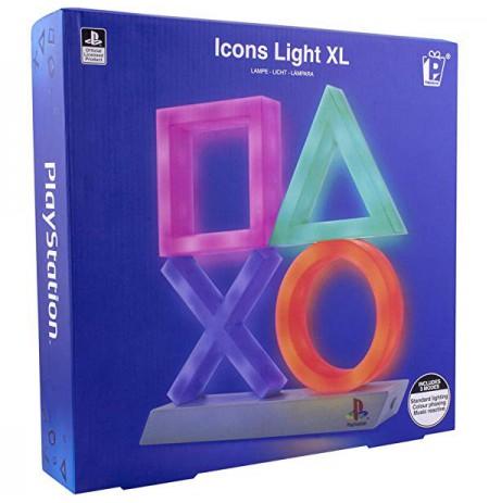 PLAYSTATION ICONS XL lamp 30cm