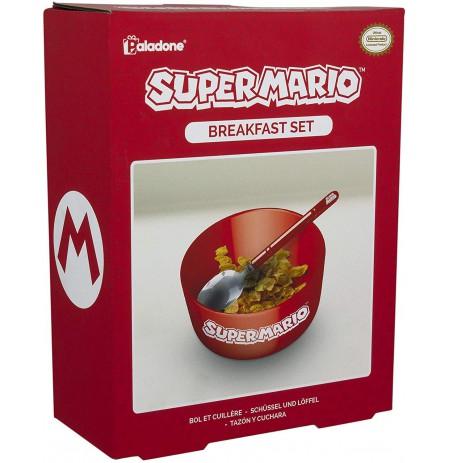 Nintendo Super Mario hommikusöögi tasside komplekt