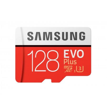 Mälukaart Samsung MicroSDXC Evo + 128GB