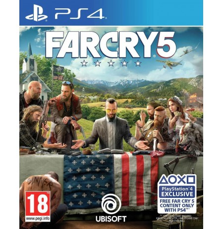 Far Cry 5 Standard Edition
