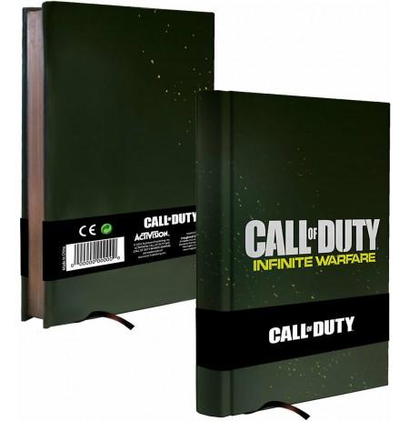Call of Duty Infinite Warfare märkmik