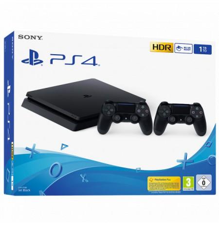 Mängukonsool SONY PlayStation 4 (PS4) Slim 1TB - Dualshock