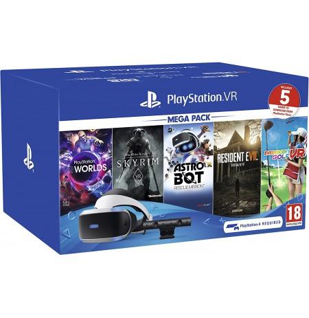 Virtuaalse reaalsuse prillid Sony PlayStation VR New Mega Pack