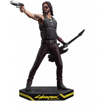 Cyberpunk 2077 - Johnny Silverhand statula | 24cm