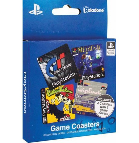 Playstation Game alusekesed