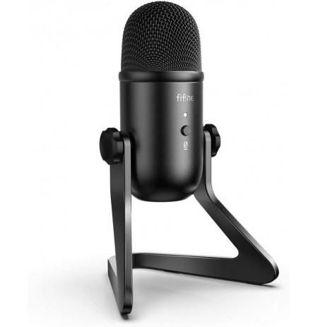 FIFINE K678 juhtmega mikrofon | USB