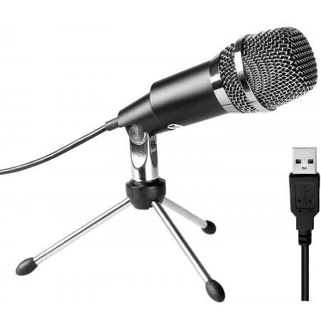 FIFINE K668 juhtmega mikrofon | USB
