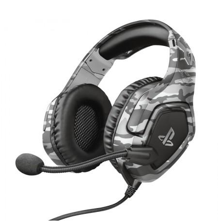 TRUST GXT 488 FORZE PS4 halli kaabliga 3,5 mm