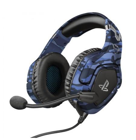 TRUST GXT 488 FORZE PS4 sinise kaabliga 3,5 mm