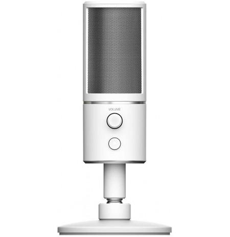 RAZER Seiren X valge kondensaator mikrofon