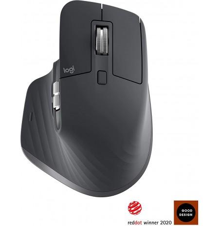 Logitech MX Master 3 tummehall juhtmevaba hiir l 4000 DPI