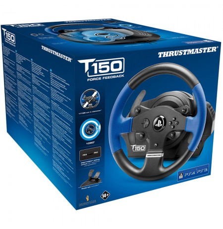 Thrustmaster T150 RS rool (PS3/PS4/PC)