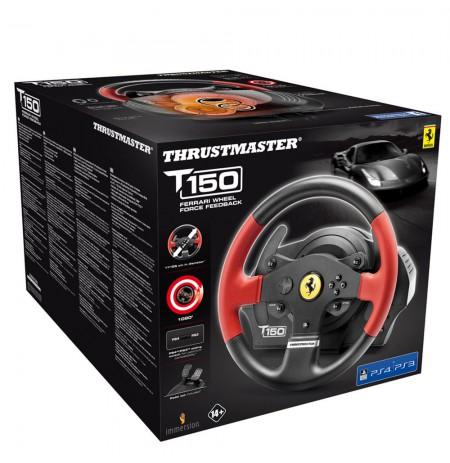 Thrustmaster T150 Ferrari edition rool (PS3/PS4/PC)
