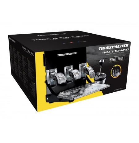 Thrustmaster TH8A & T3PA PRO Race Gear komplekt