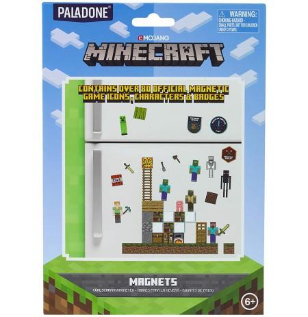 Minecraft Build-A-Level magnetite komplekt