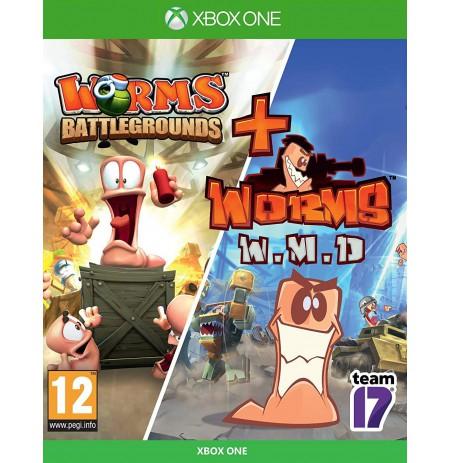 Worms Battleground + Worms WMD