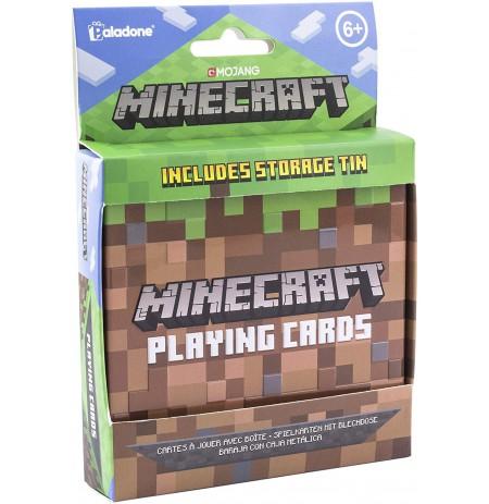 Minecraft - kaardid