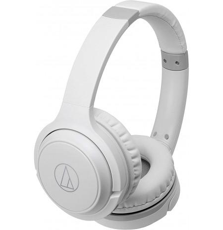 Audio Technica ATH-S200BT juhtmevabad kõrvaklapid (White) |
