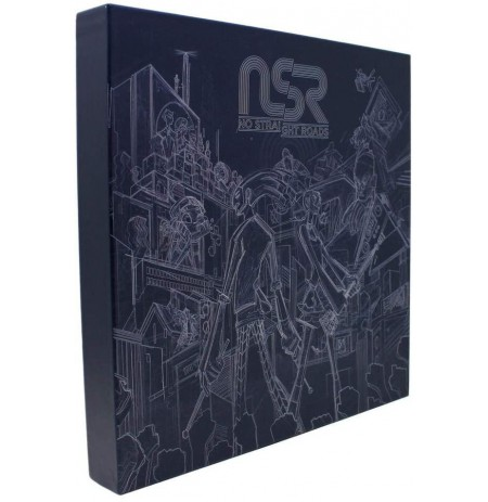 No Straight Roads Collector's Edition