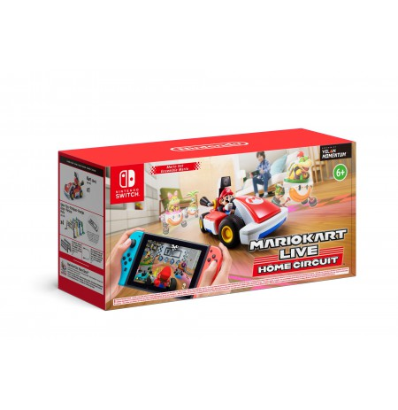 Mario Kart Live Home Circuit Mario autode komplekt