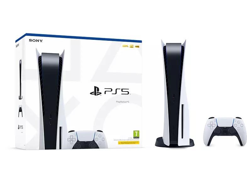 PlayStation 5 mängukonsool 825GB (PS5)