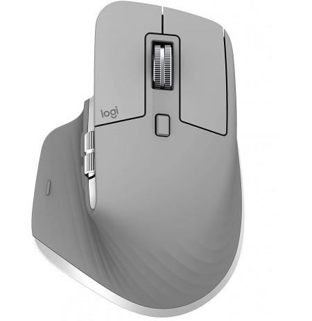 Logitech MX Master 3 helehall juhtmevaba hiir l 4000 DPI