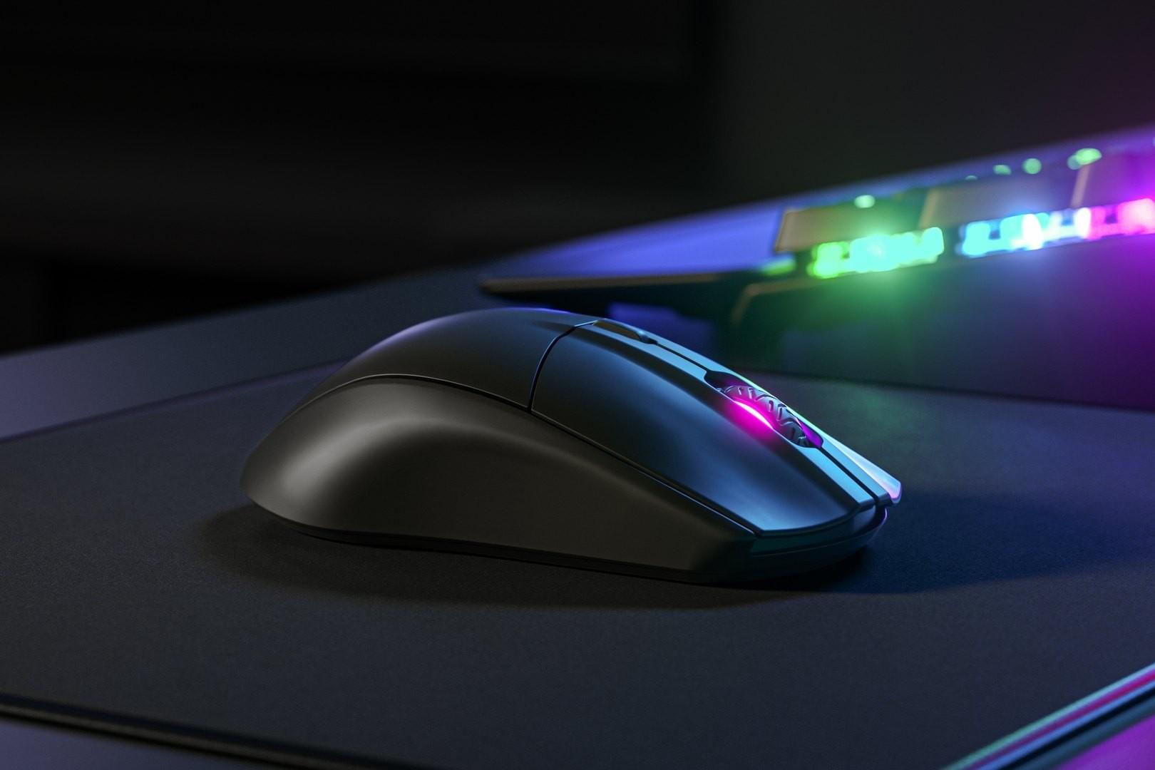 SteelSeries Rival 3 juhtmevaba hiir  l 18000 DPI (must)