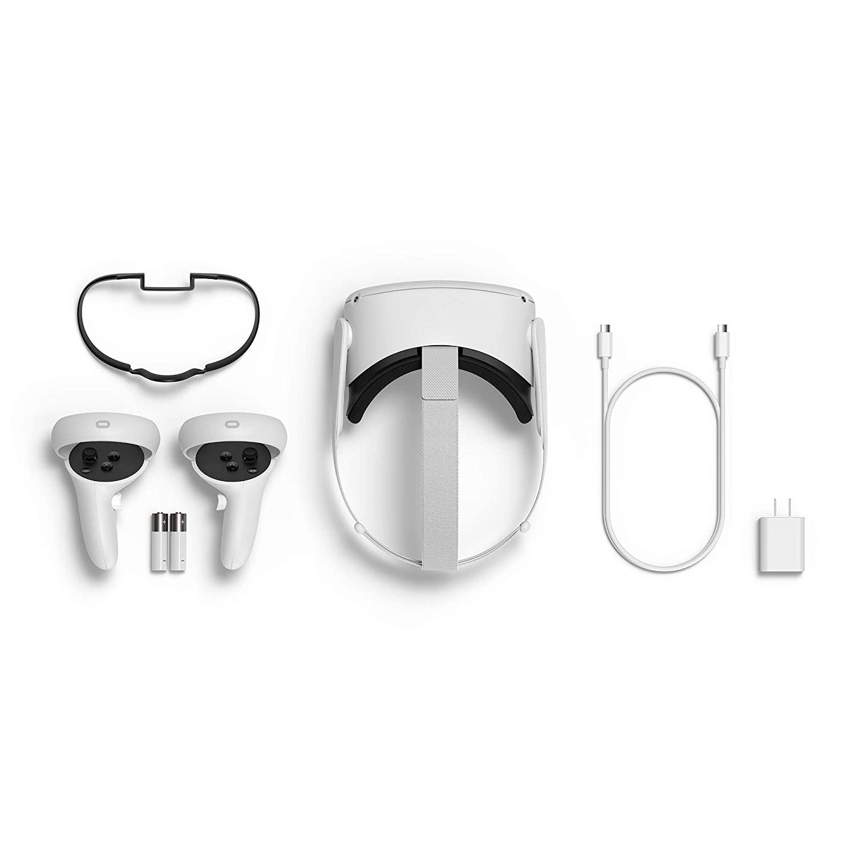Virtuaalse reaalsuse prillid Oculus Quest 2 All-in-one VR – 64GB