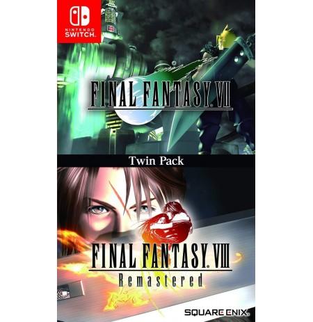 Final Fantasy VII + VIII Twin Pack