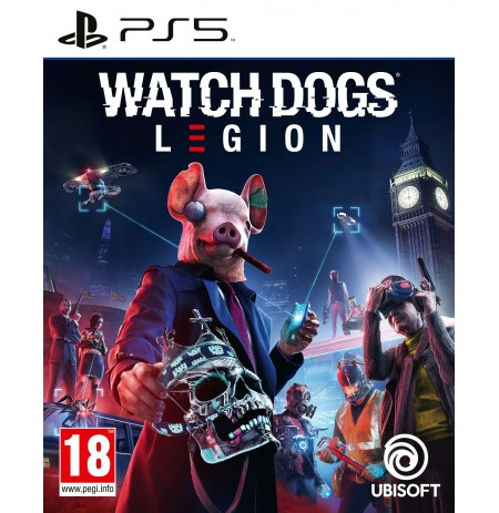 Watch Dogs Legion Standard Edition
