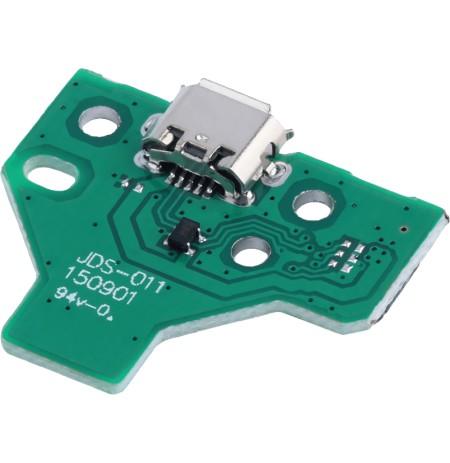 Dualshock 4 mängupuldi laadimispesa JDS-011 (12 pin)